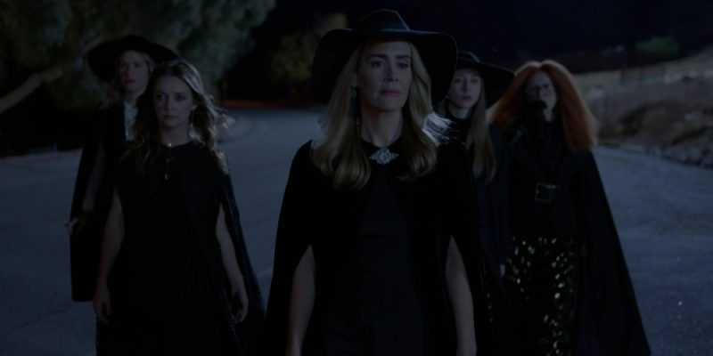 American Horror Story:Apocalypse 8×07-Traitor Screencaptures