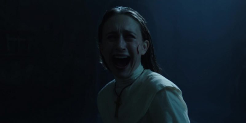 """The Nun""Screencaptures"